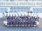 Dacula Falcons Boys Varsity Football Fall 16-17 team photo.