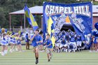 Chapel Hill Bulldogs Boys Varsity Football Fall 16-17 team photo.