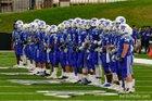 Cypress Creek Cougars Boys Varsity Football Fall 16-17 team photo.