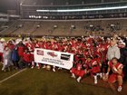 Lafayette Commodores Boys Varsity Football Fall 16-17 team photo.