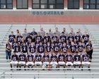 New Oxford Colonials Boys Varsity Football Fall 16-17 team photo.