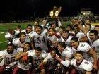 Santa Cruz Cardinals Boys Varsity Football Fall 16-17 team photo.
