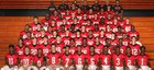 Corinth Warriors Boys Varsity Football Fall 16-17 team photo.
