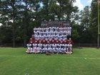 Mid-Carolina Rebels Boys Varsity Football Fall 16-17 team photo.