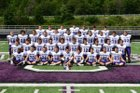 Chesapeake Panthers Boys Varsity Football Fall 16-17 team photo.