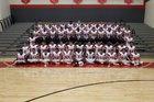 Upper Dublin Cardinals Boys Varsity Football Fall 16-17 team photo.