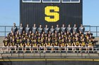 Solanco Golden Mules Boys Varsity Football Fall 16-17 team photo.