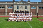 Mamaroneck Tigers Boys Varsity Football Fall 16-17 team photo.