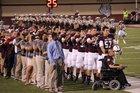 Waller Bulldogs Boys Varsity Football Fall 16-17 team photo.