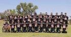 Fort Sumner/House  Boys Varsity Football Fall 16-17 team photo.