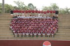 Prattville Lions Boys Varsity Football Fall 16-17 team photo.