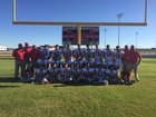 Loving Falcons Boys Varsity Football Fall 16-17 team photo.