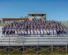 Glacier Peak Grizzlies Boys Varsity Football Fall 16-17 team photo.