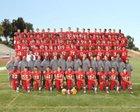Mission Viejo Diablos Boys Varsity Football Fall 16-17 team photo.