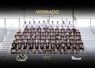 Verrado Vipers Boys Varsity Football Fall 16-17 team photo.
