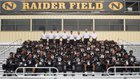 Nettleton Raiders Boys Varsity Football Fall 16-17 team photo.