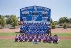 Orange Glen Patriots Boys Varsity Football Fall 16-17 team photo.