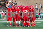 Lodi Flames Boys Varsity Football Fall 16-17 team photo.