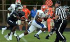 Parkview Panthers Boys Varsity Football Fall 16-17 team photo.