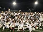 Downey Vikings Boys Varsity Football Fall 16-17 team photo.