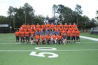 Newport Greyhounds Boys Varsity Football Fall 16-17 team photo.