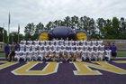 Fountain Lake Cobras Boys Varsity Football Fall 16-17 team photo.