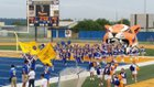 Valley View Tigers Boys Varsity Football Fall 16-17 team photo.