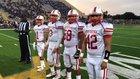 La Joya Coyotes Boys Varsity Football Fall 16-17 team photo.