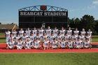 Mena Bearcats/Ladycats Boys Varsity Football Fall 16-17 team photo.