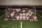 Bauxite Miners Boys Varsity Football Fall 16-17 team photo.