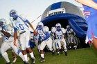 Westbury Huskies Boys Varsity Football Fall 16-17 team photo.