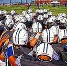 Union City Soaring Eagles Boys Varsity Football Fall 16-17 team photo.