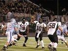 Mexia Black Cats Boys Varsity Football Fall 16-17 team photo.
