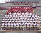 Brookwood Broncos Boys Varsity Football Fall 16-17 team photo.