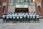 Trimble Tech Bulldogs Boys Varsity Football Fall 16-17 team photo.