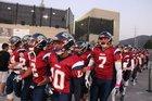 Steele Canyon Cougars Boys Varsity Football Fall 16-17 team photo.