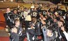 Andrews Mustangs Boys Varsity Football Fall 16-17 team photo.