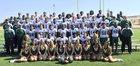 Western Hills Cougars Boys Varsity Football Fall 16-17 team photo.
