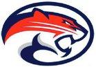 Dickson County Cougars Boys Varsity Football Fall 16-17 team photo.