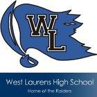 West Laurens Raiders Boys Varsity Football Fall 16-17 team photo.