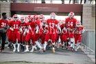 Paraclete Spirits Boys Varsity Football Fall 16-17 team photo.