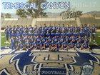 Temescal Canyon Titans Boys Varsity Football Fall 16-17 team photo.