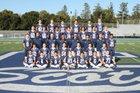 Carlmont Scots Boys Varsity Football Fall 16-17 team photo.