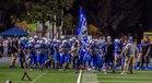Capital Christian Cougars Boys Varsity Football Fall 16-17 team photo.