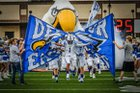Decatur Eagles Boys Varsity Football Fall 16-17 team photo.