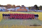 Oklahoma City Patriots HomeSchool  Boys Varsity Football Fall 16-17 team photo.