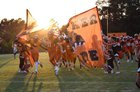 Orange Panthers Boys Varsity Football Fall 16-17 team photo.