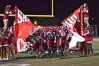 Santa Paula Cardinals Boys Varsity Football Fall 16-17 team photo.
