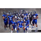 Desert Pines Jaguars Boys Varsity Football Fall 16-17 team photo.