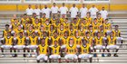 Cape Fear Colts Boys Varsity Football Fall 16-17 team photo.